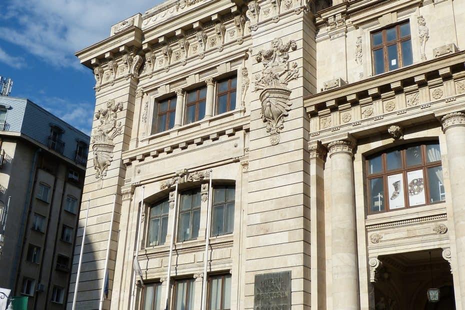 Precio Entradas Museo de Historia Nacional de Rumanía