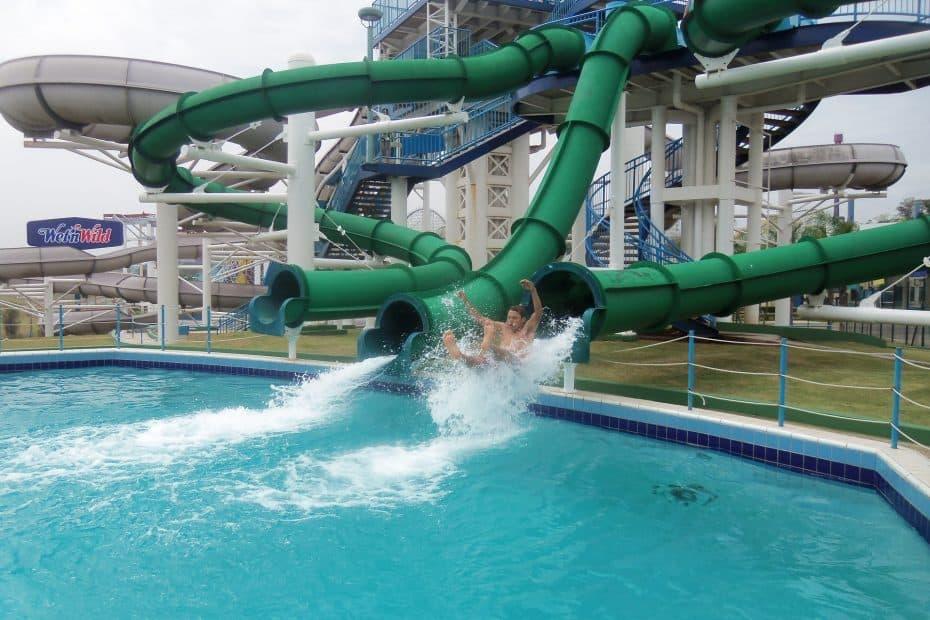 Precio Entradas Parque Acuático Aquavelis