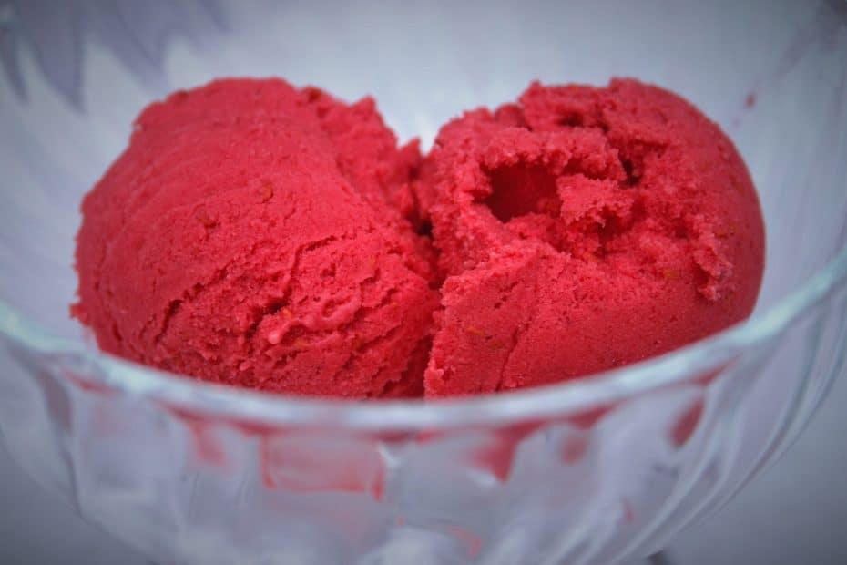 Receta de helado de paila