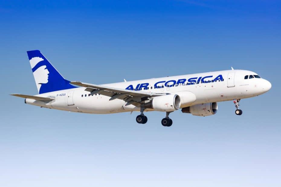 Atención al cliente de Air Corsica