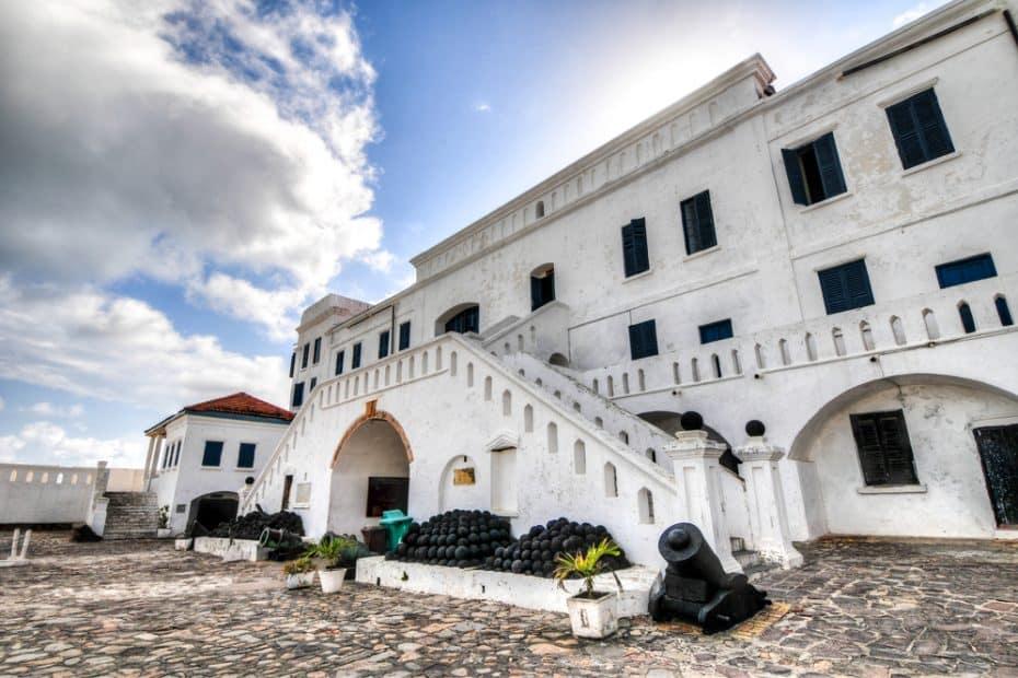 Castillo de la Costa del Cabo