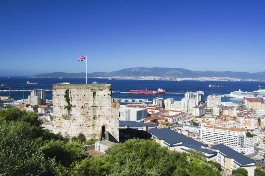 Castillo de los Moros de Gibraltar