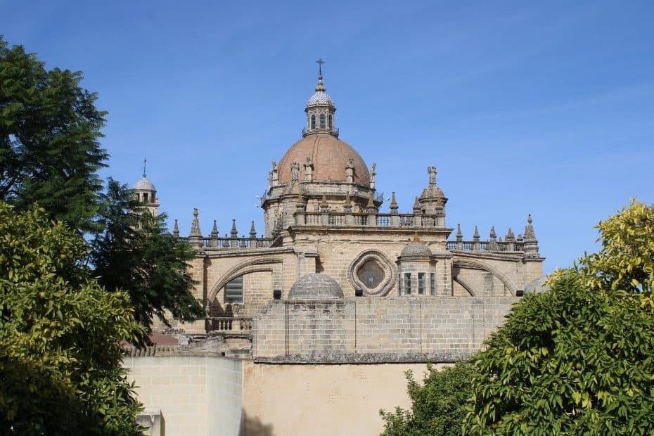 Precio Entradas Catedral de Jerez de la Frontera