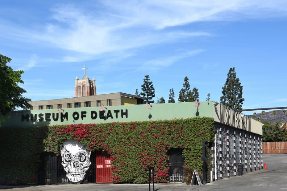 Museum of Death in Hollywood and New Orleans