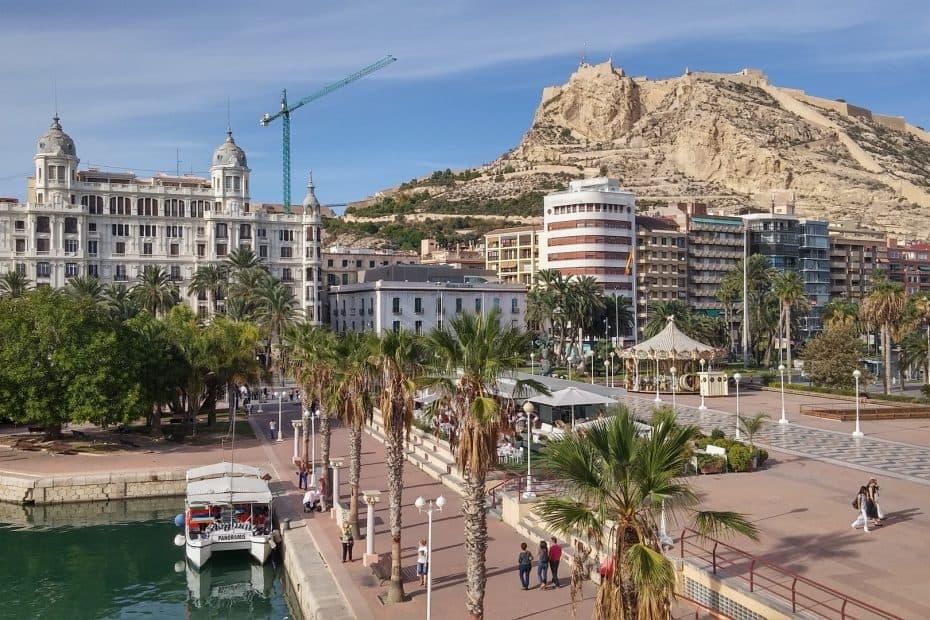 Teléfono Estación de Renfe de Alicante