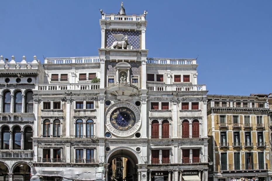 Precio Entradas Torre dell'Orologio de Venecia